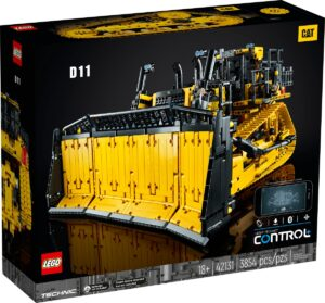 lego 42131 app controlled cat d11 bulldozer