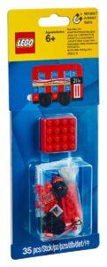 lego 853914 london bus magnet build