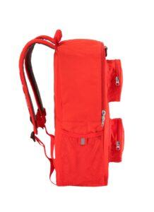 lego 5005536 brick backpack red