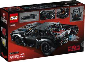 lego 42127 the batman batmobile