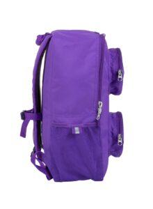 lego 5006775 brick backpack lilac